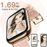Zoom IMG-1 agptek smartwatch donna orologio fitness