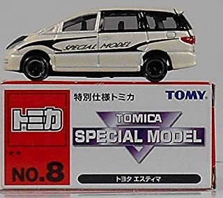 Japan Import Tomica special specification NO.8 Toyota Estima