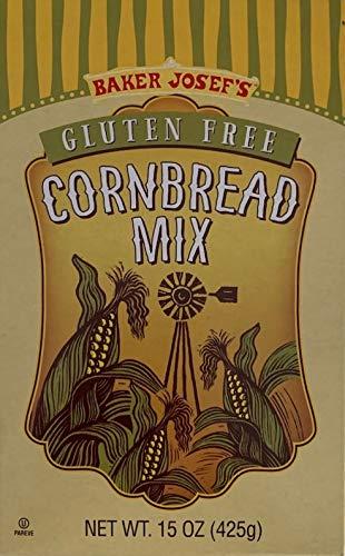 Baker Josefs Gluten Free Cornbread Mix by Trader Joes, 15 oz.