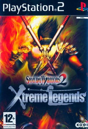Samurai Warriors 2 Extreme Legends [Importación italiana]