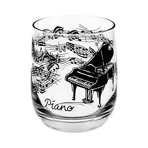 Glas Piano schönes Geschenk für Pianisten
