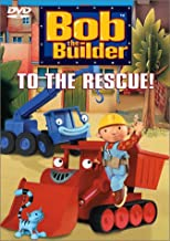 bob the builder to the rescue dvd