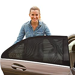 stretchy car window shade