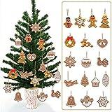 JPYH Ganci per Ornamenti Ganci per Ornamento 100pcs Gancio per Ornamenti Natalizi in Acciaio Inossidabile Natale a Forma di S Appendini per Il Partito Palle di Natale Decorazione Albero di Natale