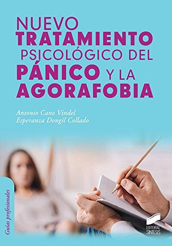 Nuevo tratamiento psicológico del pánico y la agorafobia (Psicología)