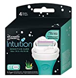 Wilkinson Sword Intuition Sensitive Care Rasierklingen für Damen Rasierer, 6 Stück - 3