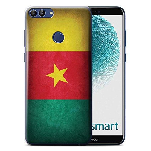 Stuff4® Phone Case/Cover/Skin/HUAGP-CC/Flags Collection Huawei P Smart Camera/camera