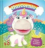 Libro marioneta unicornio