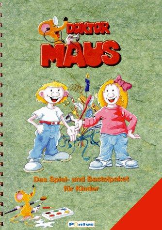 Doktor Maus, Das Spielpaket und Bastelpaket für Kinder