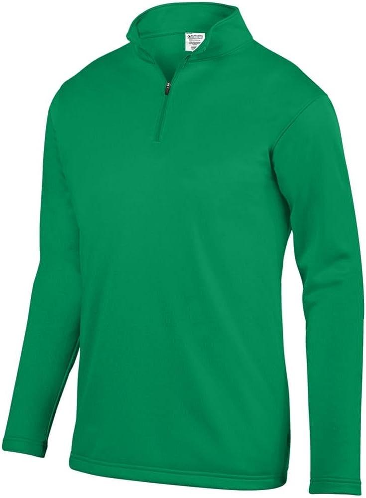 Augusta Activewear Men's Wicking Fleece Pullover