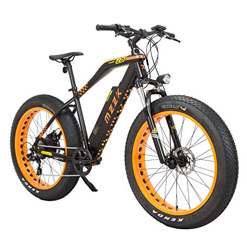 MZZK Electric Bike with 500W Motor