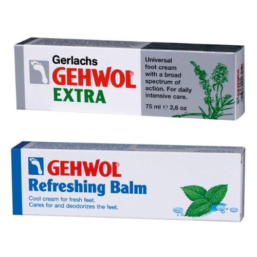 Gehwol - Crème Baume Pieds Extra Rafraîchissant