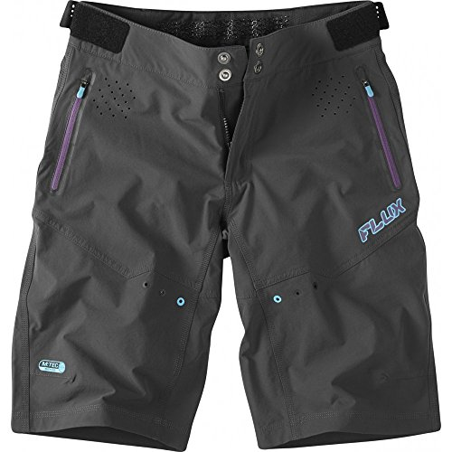 Find Cheap Madison 2014 Womens Flux Shorts Black 8