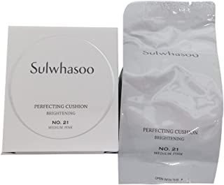 Sulwhasoo Perfecting Cushion Brightening #21 Medium Pink (Refill Only) 15g