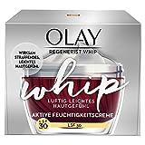 Olay Regenerist Whip Luftig-Leichte Creme Mit Straffender Wirkung LSF30, 50 ml