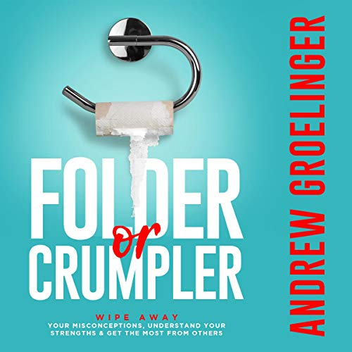 Folder or Crumpler audiobook cover art