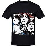 XIRAN The Charlatans Forever The Singles Soundtrack Mens Round Neck Design T Shirt 3XL