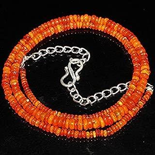 welo fire opal beads