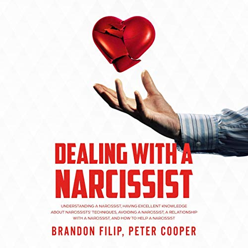 Dealing with a Narcissist  By  cover art