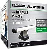 Rameder Pack Barres de Toit ProBar pour Renault Espace V (132485-13882-1-FR)