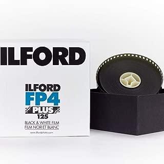 Ilford Pan F Plus Black and White Negative Film (35mm Roll Film, 100' Roll)