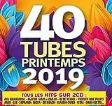 40 Tubes Printemps 2019