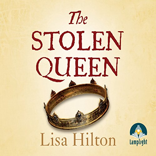 The Stolen Queen cover art