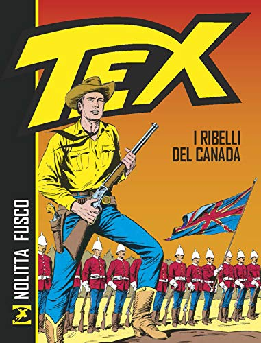 Tex. I ribelli del Canada