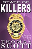 State of Killers: A Mystery Thriller Novel (Virgil Jones Mystery Thriller Series Book 11)