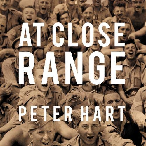 At Close Range cover art