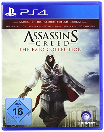 Assassin\'s Creed Ezio Collection - [Playstation 4]