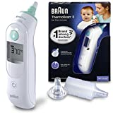 Braun Baby Thermometers Review and Comparison
