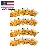 Nostalgia KPP424 Best Tasting Premium 4-Ounce Popcorn, Oil & Seasoning Salt All-In-One Packs - 24...