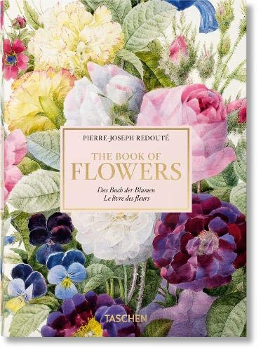 Redouté. Book of Flowers – 40 Years