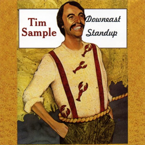Downeast Standup audiobook cover art