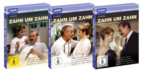 Die komplette Serie (DDR TV-Archiv) (9 DVDs)