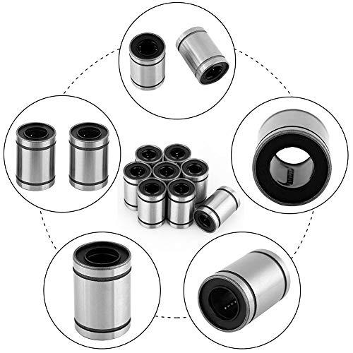 Efficient Bearing Steel Linear Ball Bearings Ball Bearings Bearing Steel Bearings for 3D Printer