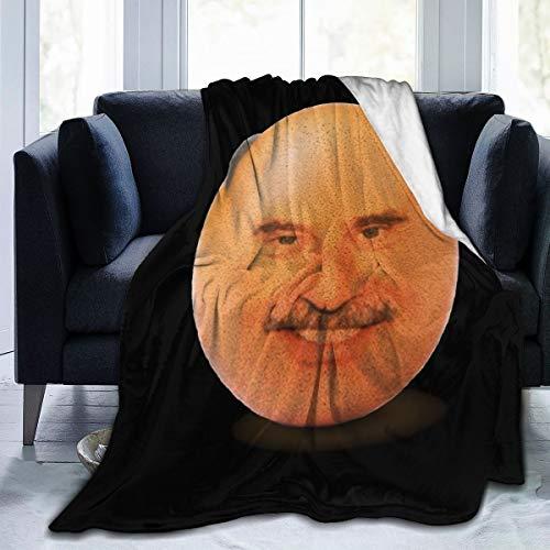 "SteveMarke Dr Phil Ultra Soft Micro Fleece Blanket Warm Throw Blanket Digital Printed 50""x40"""