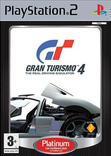 Gran Turismo 4 - édition platinum