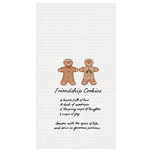Top 10 Best Selling List for gingerbread kitchen towels