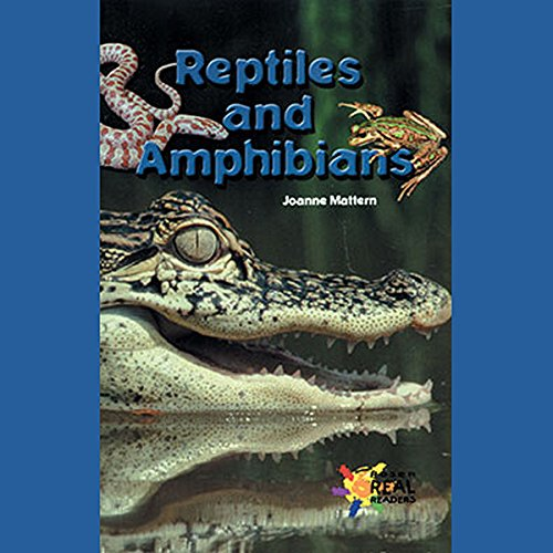 Reptiles and Amphibians cover art