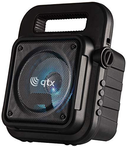 Price comparison product image QTX / Ultimate Portable Party Speaker with Bluetooth