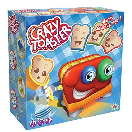 Splash Toys - 30106 - Jeu d'action Et De Réflexe - Trap'tartine
