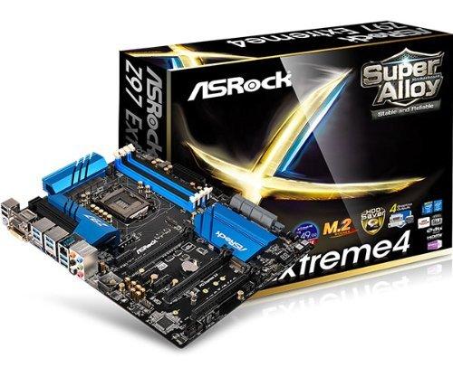 ASRock マザーボード Z97 ATX SATA Express/M.2 Z97 Extreme4