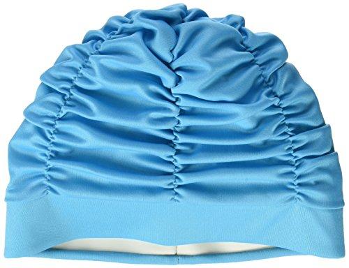 Beco Bonnet de Bain en Tissu pour Femme Turquoise Taille Unique