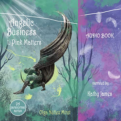 Pink Matters audiobook cover art