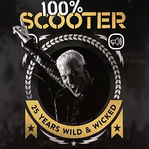 100{abe4a8e1acada0c00f87a0ef5aaad6ff2f8e363d2ead0eb6723f0558b3b69793} Scooter-25 Years Wild &Wicked(Ltd.Deluxe Box) [Vinyl LP]