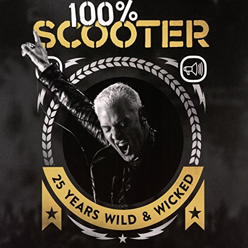 100{94c793284722f62c30dfbbfb8544125be6c2d4664af39a82bede829567237252} Scooter-25 Years Wild &Wicked(Ltd.Deluxe Box) [Vinyl LP]
