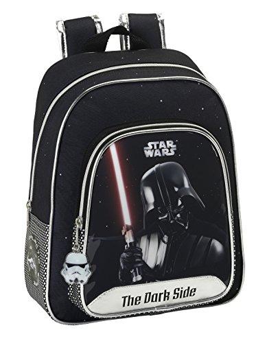 Star Wars: Mochila Infantil Adaptable a Carro  Safta 611501006