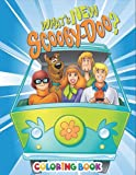ScoobyDoo Coloring Book: +50 Coloring pages for Kids and Adults,+50 Amazing Drawings - All Characters ( Original Design )